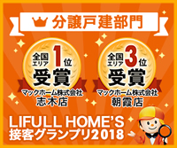 HOME'S接客グランプリ2018